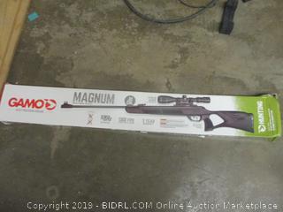 Magnum Gamo break barrel air rifle