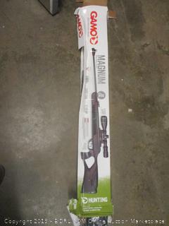 Gamo magnum break barrel air rifle