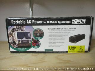 PowerVerter DC-to-AC inverter