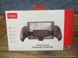 ipega wireless telescopic controller