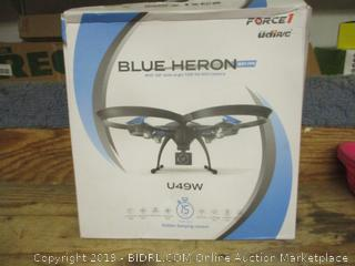 Blue Heron drone with wide-angle 720P HD wifi camera