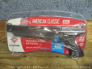 american classic variable pump air pistol