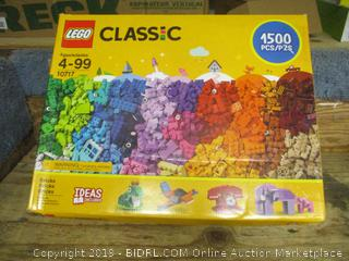 classic lego bricks