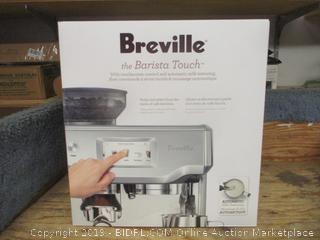 Breville the Barista Touch home espresso machine