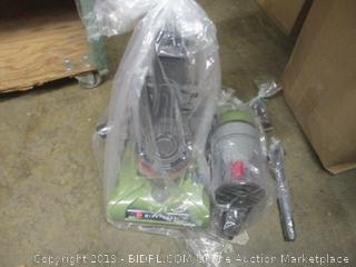 Windtunnel bagless upright vacuum item