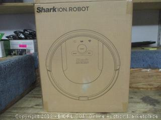Shark Ion Robot vacuum cleaner with charging dock