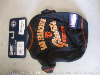 SF Giants petwear