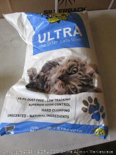 ultra cat litter