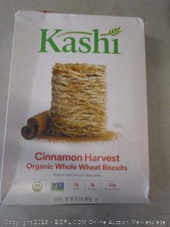 kashi cinnamon harvest bars
