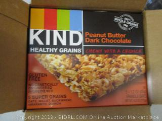 peanut butter dark chocolate kind bars