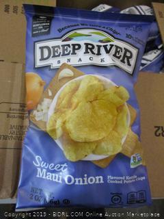 sweet maui onion snacks
