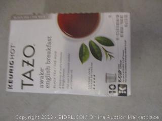 tazo english breakfast tea k-cups