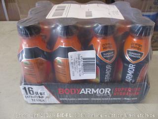 BodyArmor orange mango beverages