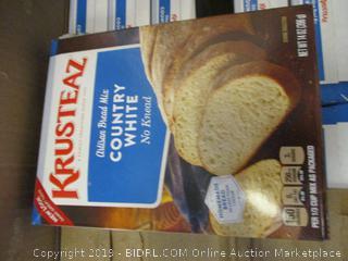 krusteaz country white bread mixes
