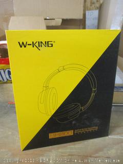 W-King Headphones