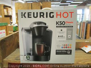 Keurig Hot K50 Classic Series