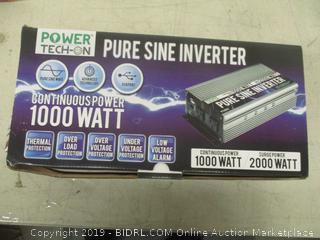 Pure Sine Inverter