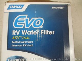 Evo RV Water Filter