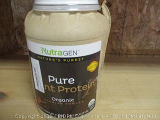 Pure Protein Organic