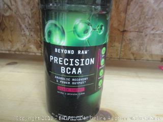 Beyond Raw Precision BCAA
