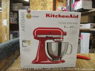 Kitchen Aid Tilt Head Stand Mixer