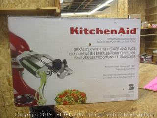 Kitchen Aid Stand Mixer Attachment