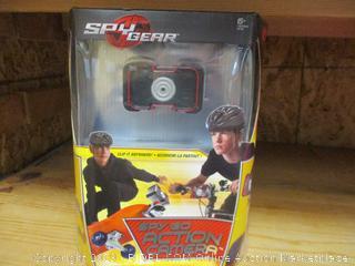 Spy To Action Camera