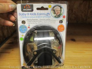 Baby & Kids Earmuffs