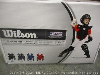 Wilson EZ Gear Kit Baseball Fast Pitch