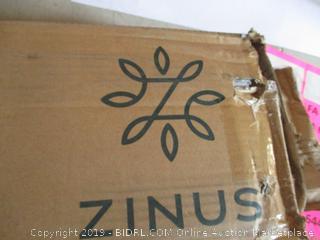 Zinus 7 in Compack Smart Bed Frame Metal