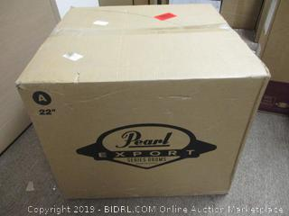 Pearl Export 5 piece Drum (Missing Box 2)
