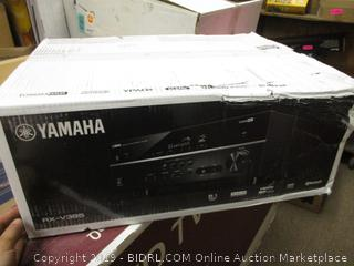 Yamaha RX-V385 Channel Canal