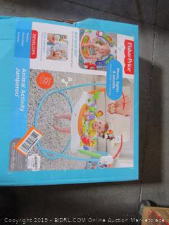 Fisher Price Animal Activity Jumper