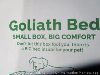 Goliath Bed