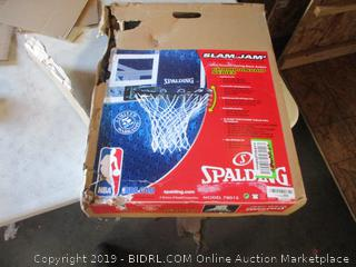Spalding Rim and Net