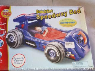 QuickSet Speedway Bed