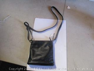 Crossbody Leather Purse
