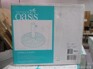 Outdoor Oasis Umbrella Base