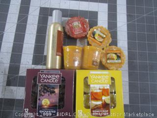 Yankee Candle Items See Pictures