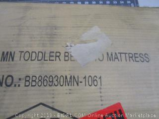Toddler Bed Mattress See Pictures