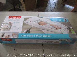 Fisher Price Auto Rock n Play Sleeper