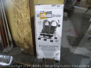Delta DX Side by Side Stroller
