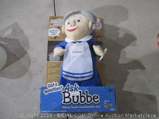 Ask Bubbe