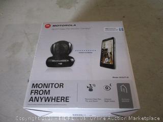 Motorola WiFiVideo Pet Monitor Camera