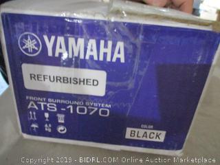 Yamaha Front Surround System