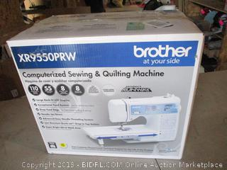 Brother Computerized Sewing No Power Cord