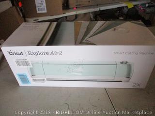 Cricut/Explore Air 2 Smart Cutting Machine