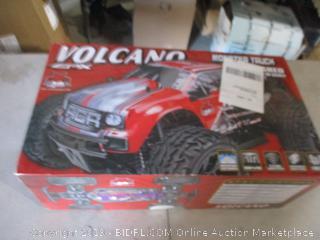 Volcano Monster Truck