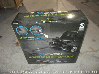 XHover-2 Hoverboard _ Go-Kart See Pictures