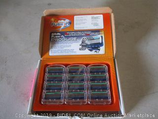 Gillette Fusion Cartridges